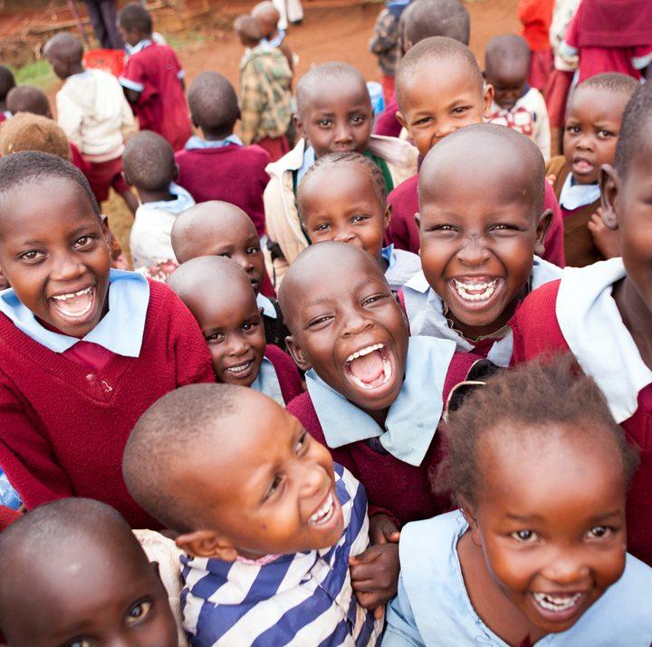 怎麼幫助非洲兒童,通過什麼渠道?