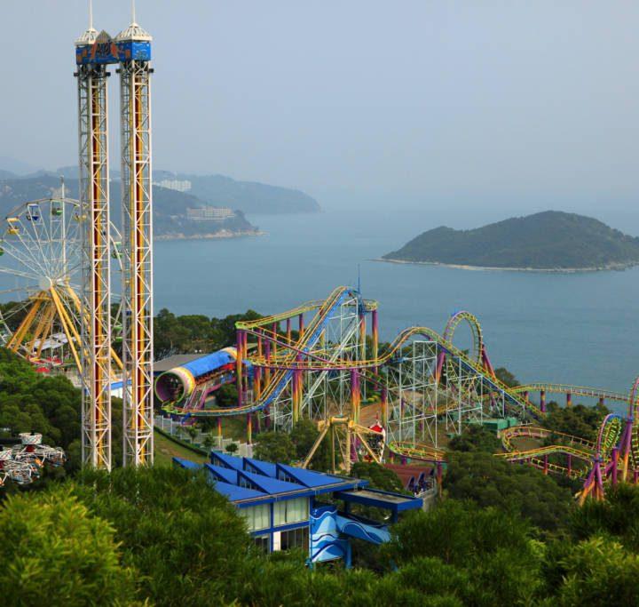 【門票優惠】海洋公園 – 不能不去的香港主題樂園